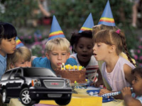 Dallas Birthday Party Black Car and Limo Service