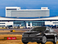 DFW Airport Limo Service