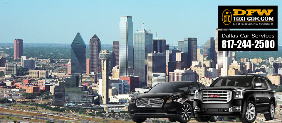 Dallas Downtown Taxi Car Service