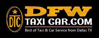 DFW Taxi Car